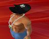 Gangster Hair  w caps