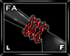 (FA)WristChainsOLFL Red