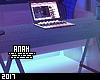 neon desk