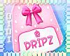 !D! DRIPZ Cust Backpack