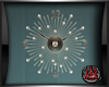 [JAX] DECO WALL CLOCK