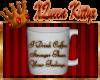 [QK] Coffee Sticker