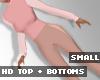 Briana Top & Pants Small