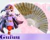 Lotus Lucky Fan
