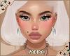 Y| Hadid White
