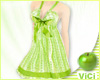 ! ViCi-Summer Doll Green