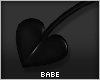 eBlack Heart Tail
