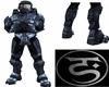¡RH!Blue Spartan boots