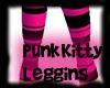 PunkKitty Pink Leggings