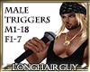 microphone - male