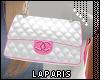 (LA) Pink Purse