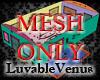 [LV] Basic Room Mesh