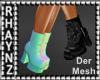 Lolita Boots Mesh *Drv