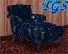 Blue Dreams Louge Chair