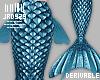 <J> Drv Mermaid Tail