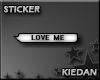 [KG] Love Me