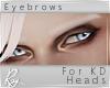 Icecream Fate Eyebrows