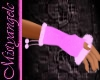 *K DollBaby Mitts Pink