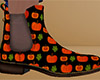 Pumpkin Ankle Boots 2 M
