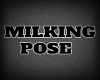 KWIK MILKING POSE