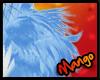 -DM- Bluey Shoulder Tuft