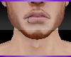 -Black Lip Ring [M]-