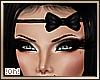 !0h! Black Bow Headband