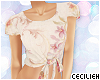 ! floral top
