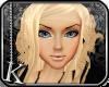 [K] Blonde Benika Hair