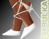 Anastazja- White Boots