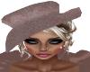 Myrtle Hat/Blonde