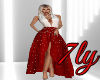 [7ly]Canada Day Gown
