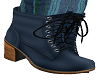 *MM*Fall blue boots