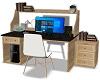 Desk Boho-Rustic