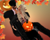 Couple Kiss (Pumpkin)