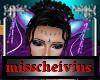 mystic head dress