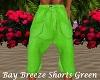 Bay Breeze Shorts Green
