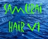 samurai hair bl&b