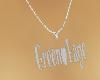 Green e Rage necklace
