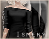 [Is] Sally Suit Black