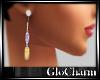 Glo* Gems Drop Earrings