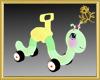 Animated Inchworm