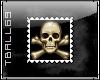 Skull Stamp