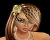 Gold Rose Veil