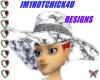 ES  *Blk & White Hat*