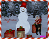 Snowman W Gifts/Poses