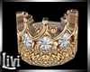 King Gold Wed Ring