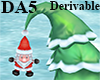 (A) Santa Tree