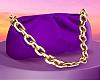 � Sunset Purple Purse
