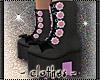 clothes - Lolita boots